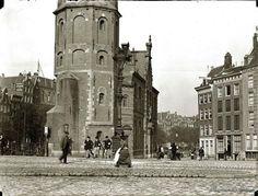 Muntplein, 1895.