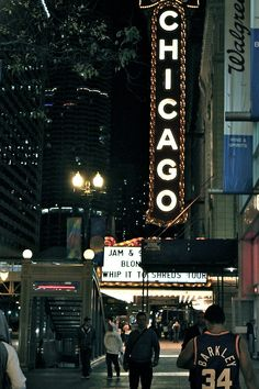 Chi town :)