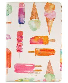 kate spade new york Flavor of the Month Ice Cream iPad Mini 2/3 Case