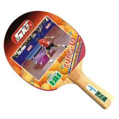 GKI Kung-Fu Table Tennis Bat