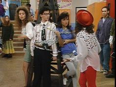 Saved by the Bell S3E11// http://www.thiessenpictures.com/