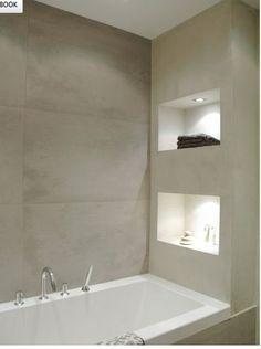 zandsteen look xxl tegels voor sfeer en rust in badkamer en op de vloer