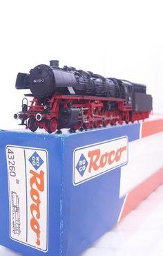 #ROCO 43260 HOGAUGE - #GERMAN DB 2-10-0 CLASS #BR43 #LOCOMOTIVE No.043 121-3