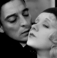 Buster Keaton and Anita Page in Sidewalks of New York 1931