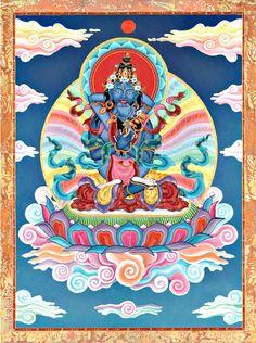 vajradhara | yab yum
