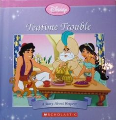 Teatime Trouble (Disney Princess Collection (Aladdin)) by...