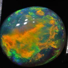 1.14 ct dark opal