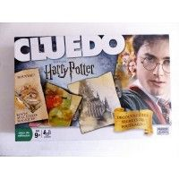 Jeu-Cluedo Harry Potter- Parker