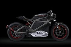 """Harley-Davidson präsentiert das """"Project LiveWire"""", die erste elektrisch angetriebene Harley-Davidson"""