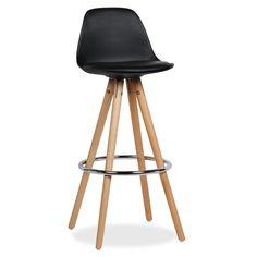 Taburete WOOD WHING -PU- (Taburetes) - Sillas de diseño, mesas de diseño, muebles de diseño, Modern Classics, Contemporary Designs...