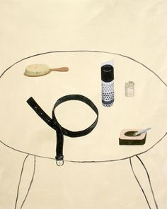"jetztkunst:  "" ANONYMOUS RITUAL  ALISON YIP  OIL ON CANVAS  2011  """