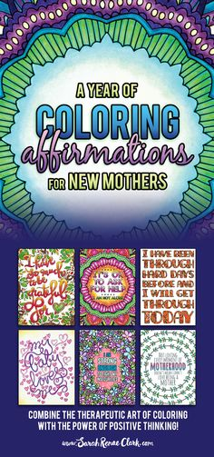Check out my new adult coloring book with positive affirmations for young mothers Adult Coloring Book Pages, Coloring Sheets, Coloring Books, Coloring Pages, Bob Marley Painting, Printable Coloring, Positive Affirmations, Paper Crafts, Positivity