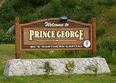 Prince George - British Columbia, Canada