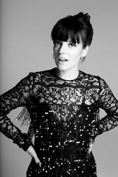 lily allen | Lily Allen for Paper Magazine by Damon Baker