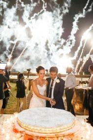 Traditional Italian Villa Wedding in Tuscany - Style Me Pretty