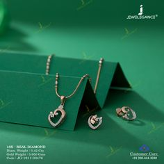 Real Diamond Pendant Set jewellery for Women by jewelegance. ✔ Certified Hallmark Premium Gold Jewellery At Best Price Jewelry Design Earrings, Gold Earrings Designs, Pendant Earrings, Necklace Designs, Pink Diamond Jewelry, Gold Jewelry Simple, Pendant Set, Diamond Pendant, Silver Jewellery Indian