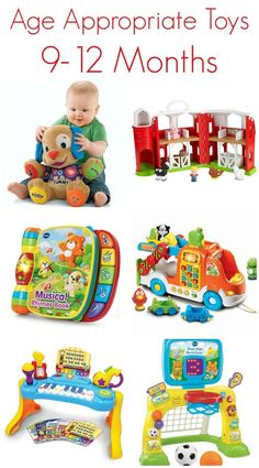 Trendy baby toys by age 6 months mom ideas - - Toys by Age - Unsere Kinder und Mehr Baby Boy Toys, Best Baby Toys, Best Toddler Toys, Babies First Christmas, Christmas Baby, Trendy Baby, Toys For Boys, Kids Toys, 12 Month Toys