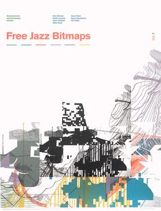 freejazzbitmaps_poster sonnenzimmer