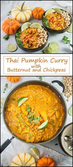 Easy Thai Pumpkin Cu