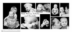 Magenta Photography by Meagan Goodes based in Pakenham, Victoria. Family photography ad baby photos collage. www.facebook.com/magentaphotography.com.au Services: wedding photography baby photos or newborn photos pregnancy photos couple photography pet photography or dog photography family photography event photography engagement photos party photography fitness photography sports photography View packages on my website or feel free to email me at magentaphotography@yahoo.com.au
