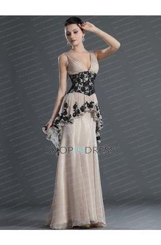 Champagne Dresses, prom dress