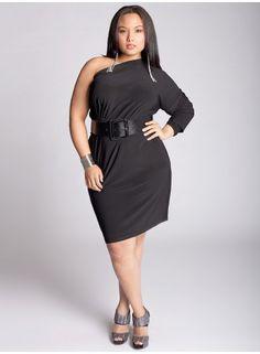 Kaori Infinity Dress - IGIGI  #FullFigure #PlusSize