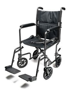 Everest  Jennings Lightweight Aluminum Transport Chair with 5 Inches Swivel Casters 19 Inches Seat Silver EJ7841 *** Locate the offer simply by clicking the image