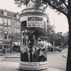 Ed van der Elsken #stadsarchief #amsterdam