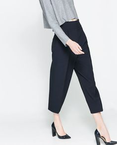 Love these Zara trousers