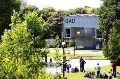 """GAD"" Container Art Galleries"