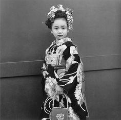 Hiroh Kikai 'Asakusa Portraits' 2001