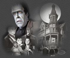 Animated Gif by Bekkie Sanchez Munsters Tv Show, The Munsters, Munsters Grandpa, Munsters House, Horror Comics, Horror Art, Horror Movie Characters, Cartoon Characters, Los Addams