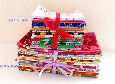 A Fabric GIVEAWAY : : - Maureen Cracknell Handmade