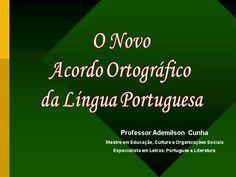 Curso online de O Novo Acordo Ortográfico da Língua Portuguesa