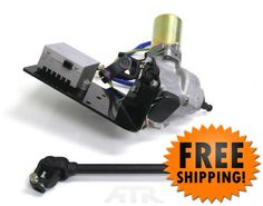 This Polaris Ranger Power Steering System was designed using the latest in electric power steering technology.  http://sxsheadquarters.com/polaris-ranger-electric-power-steering-system-2/