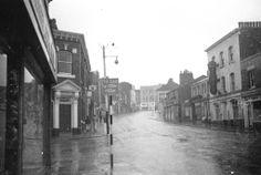 George St, Oldham, 1964