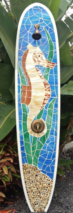 1000 images about tile designs on pinterest surfboard for Diy outdoor shower surfboard