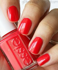 Essie Ole Caliente - just bought this! Love it!