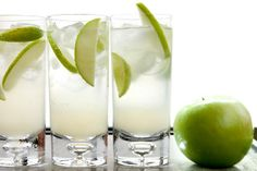 Green Apple Sparkler Recipe -