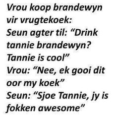 HAHA! Good Night Blessings, Afrikaanse Quotes, Special Quotes, Twisted Humor, Faith Quotes, Cool Words, Positive Quotes, Funny Pictures, Funny Pics