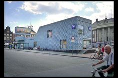Tijdelijk Informatiecentrum _ Groningen _ Bureau Noordeloos
