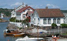 Lyngør was elected Europe's best preserved village in the 1990s, Norway - Foto: Niels Jørgensen/NTR
