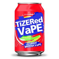 Tizer flavour eliquid
