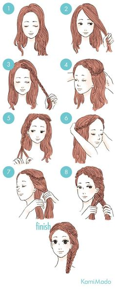 Girly side huddled fishbo - # girly side huddled fishbo Related posts: Quick and Easy Hairstyles for Summer with Hair Accessories Side Pull Through Braid. Cute Simple Hairstyles, Cute Hairstyles, Braided Hairstyles, Beach Hairstyles, Formal Hairstyles, Wedding Hairstyles, Headband Hairstyles, Girly, Cool Braids