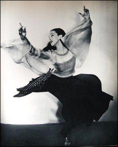 Martha grahams choreography