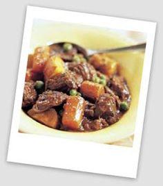 Kimberkara's Recipes: Crock pot Beef and sweet potato stew (Paleo)