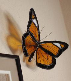 Stainedglass butterfly http://www.delphiglass.com/gallery/store_viewItem?gid=10182