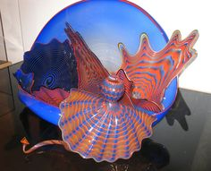 Chihuly Art Glass Bowls | Flickr - Photo Sharing!