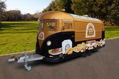 MMVV 5500 PÃO DE FORMA Food Trucks, Vehicles, Bar, Sandwich Loaf, Car, Vehicle, Food Carts