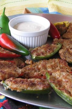 """Sausage Stuffed Jalapenos   """"I made 70 of these with spicy turkey sausage for a Thanksgiving Potluck. They were wonderful and the first item emptied."""" #footballrecipes #gamedayrecipes #tailgatingrecipes #superbowlrecipes #superbowlparty #superbowlpartyideas"""